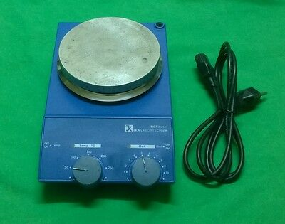 IKA LABORTECHNIK RCT B S1 RCT Basic Magnetic Stirrer/Hot Plate 115VAC (#2352)