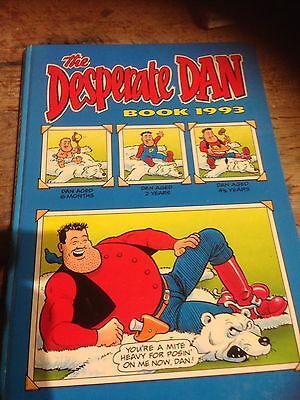 The Desperate Dan Book 1993