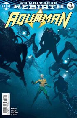 Aquaman #13 Variant  (2015) 1St Print Bag & Boarded Dc Rebirthcomics