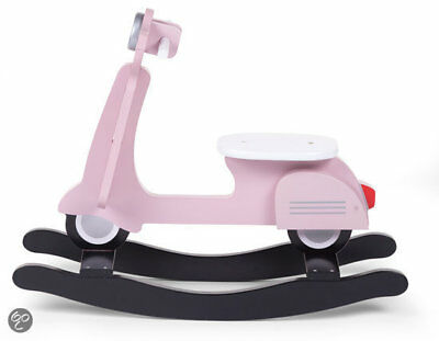 New - ChildWood  - Rocking Scooter Pink - Free Shipping