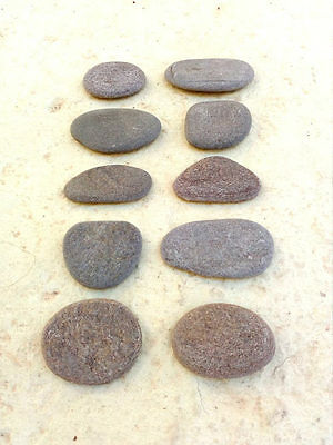 Stones To Write On - Paint Draw Pebbles Blank For Names And Art 35 - 50 mm