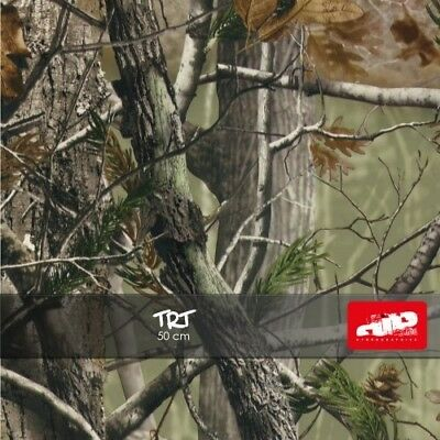 TRT Hydrographics Film FOLDED Woodland Realtree camo Hydro Dipping