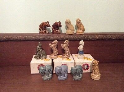 wade circus whimsies, 12 Mixed - good starter pack