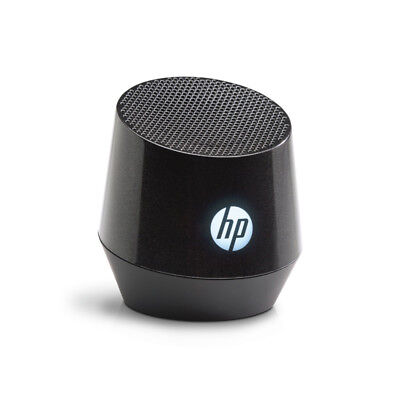 HP Mini S4000 Portable Speaker Compatible with Laptop, Tablets, PC's, smartphone