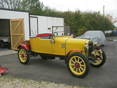 unique car 1924 Austin Boat tail bundles of charm and character.