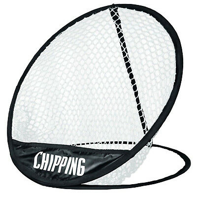 MD Golf Pop Up Chipping Net New Practice Training Target Indoor Outdoor Play