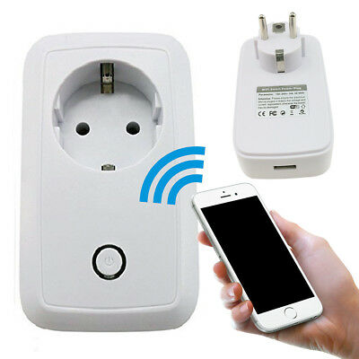 Presa Intelligente Controllabile Con Il Wifi - Smart Power Plug