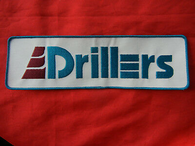 DRILLERS Drilling Rig USA Petroleum Gas Trucker OIL PATCH NEW