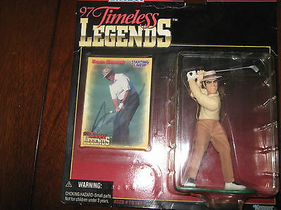 Autographed Sam Snead Starting Lineup RARE