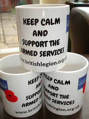 Royal British Legion Mug