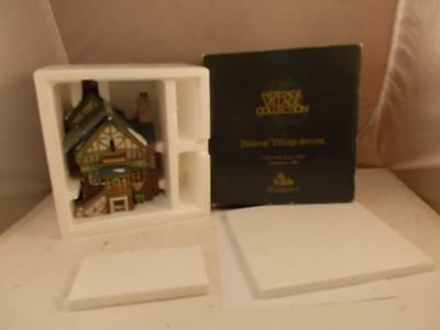 Department 56 Charles Dickens Heritage Village The Pied Bull Inn 1993