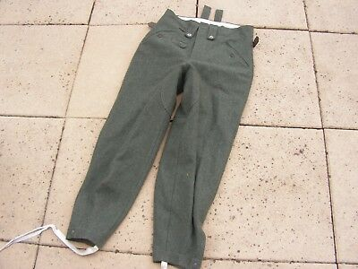 Ww Pantalon Pantalon Ww 2 2 Officier Allemand Allemand Officier CBxoWrde