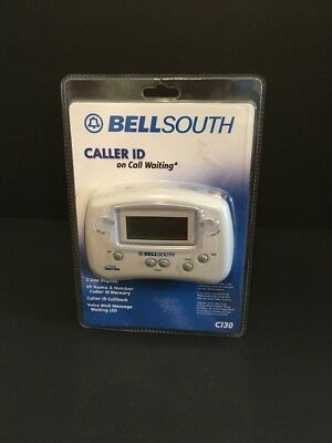 Bell South Caller ID Name and Number CI-30 Caller Id Display