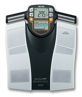 NEW!! BC-622-BK TANITA Inner Scan Body Composition Monitor Weight Scale Digital