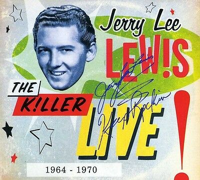 Killer Live 1964 To 1970 - Jerry Lee Lewis (2012, CD NUEVO)3 DISC SET