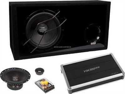 Audio System HX Complete Package Subwoofer Final Stage Speaker Audio System