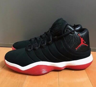 7e8cac11971 Jordan Superfly Super Fly 2017 Black Red Basketball Shoes Sz 8-13 921203-001