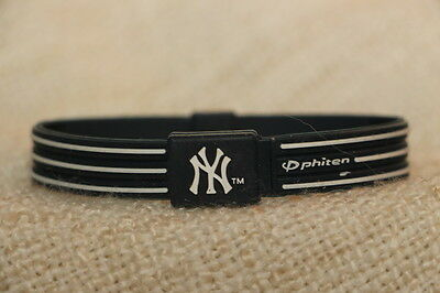 MLB NY Yankees  titanium infused wristband,free post and free gift incl