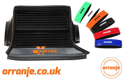 *SECOND* Airtec MINI Cooper S R53 Top Mount BIGGER Intercooler SNOOT BOOTS
