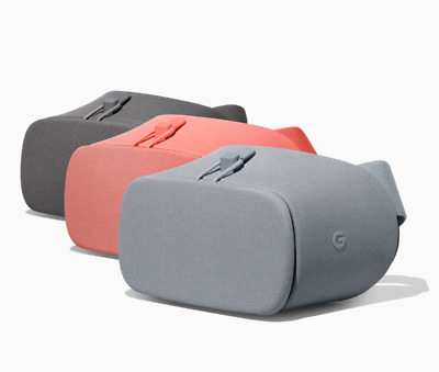 New 2017 Google Daydream View VR Headset, US Seller, Global Shipping