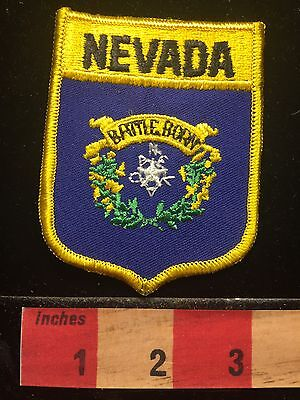 Patch NEVADA ~ State Souvenir Collectible  67E0