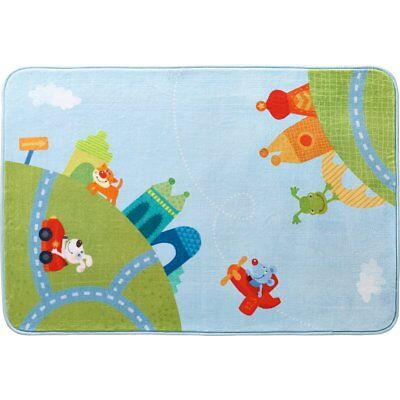 HABA Children's Room Decor Rug City Tour