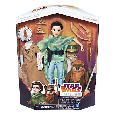 Star Wars Forces Of Destiny Endor Adventure - NEW