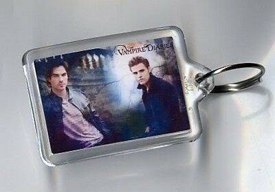 Vampire Diaries..keyring / Keychain Other Designs Avail