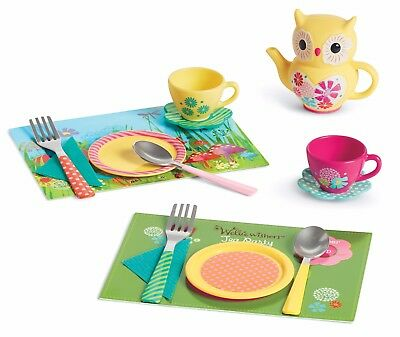 American Girl WellieWishers Tea For Two Set for 18-inch Dolls