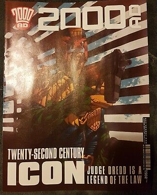 2000 Ad Issue 2051 2017