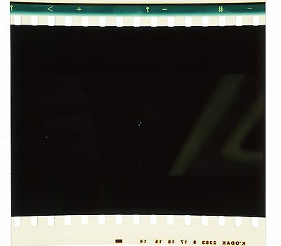 Interstellar 70mm IMAX Film Cell - Wormhole First View From Endurance (1397)