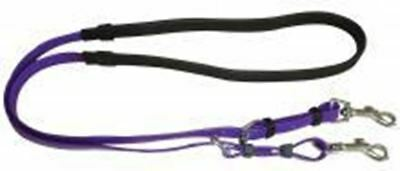 Sporting Reins with Grip & Stainless Steel Clip