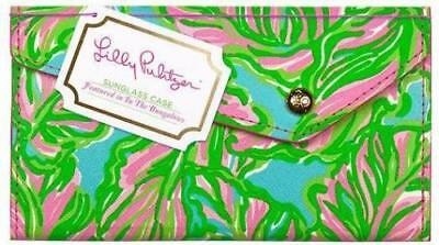 Lilly Pulitzer Sunglass Case, In the Bungalows, NWT