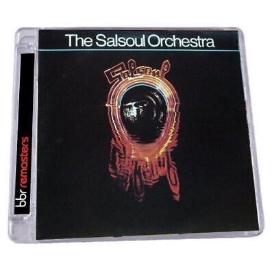 Salsoul Orchestra: Expanded Edition - Salsoul Orchestra (2012, CD NUOVO)