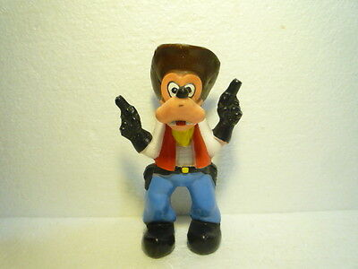 Vintage  Figure  Goofy  As  A  Cowboy  Rare