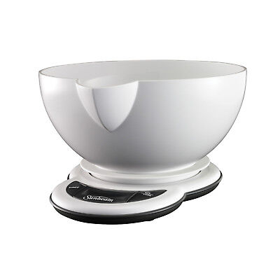 Sunbeam FS7600 EasyMeasure® Food Scales