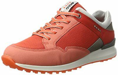 Ecco Women'S Speed Hybrid, Chaussures de Golf Femme, Orange (50427CORAL Blush/Si