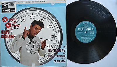 CLIFF RICHARD 32 Minutes And 17 Seconds (14 track Australlian Import)