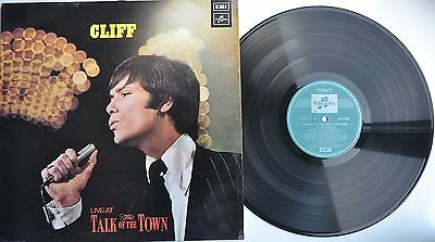 CLIFF RICHARD Live At The Talk Of The Town RARE Australian issue