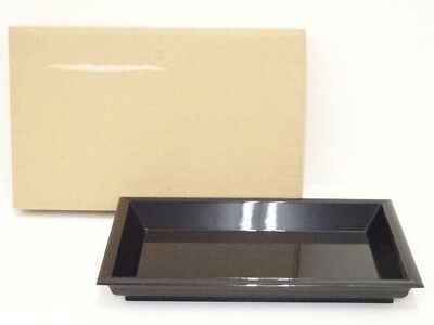 3238835: Japanese Tea Ceremony / Kobon Lacquered Tray For Incense Utensils
