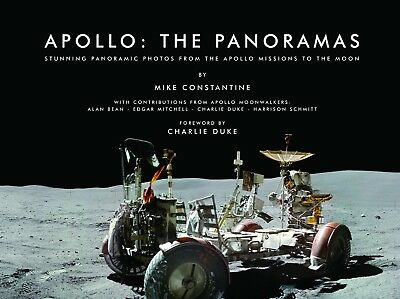 APOLLO: THE PANORAMAS - Hardcover book