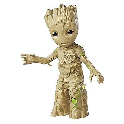 Marvel Guardians of the Galaxy Dancing Baby Groot Figure Toy Doll