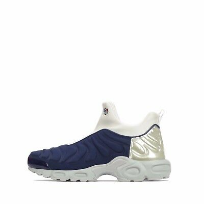 35d46ef3677 Nike Air Max Plus Slip On TN Tuned SP Women s Shoes Midnight Navy.Silver