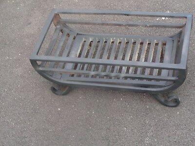 Antique Fire Dogs Grate