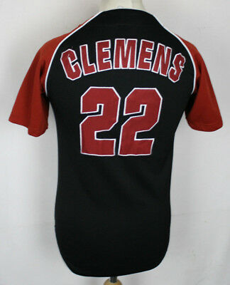 Clemens #22 Houston Astros Baseball Jersey Shirt Youths Large 12/14 True Fan