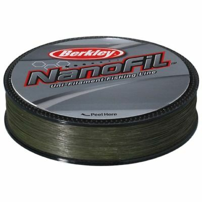 Berkley Nanofil Uni Filament Fishing Line