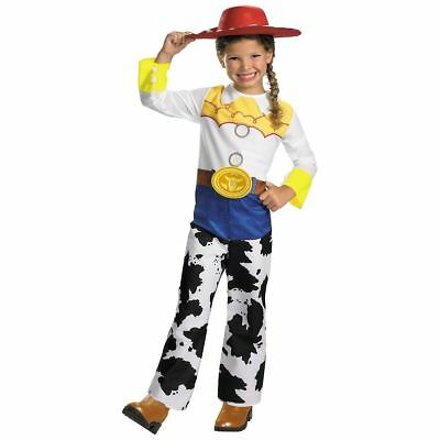 Toy Story Jessie Classic Girls Child Kids Youth Disney Costume