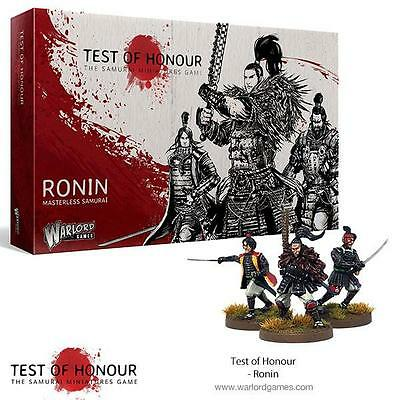 Ronin - Test Of Honour - Warlord Games - Shipping Now