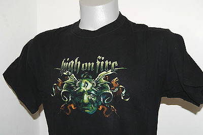 High On Fire t-shirt Youth XL black stoner metal rock doom tee Sleep womens