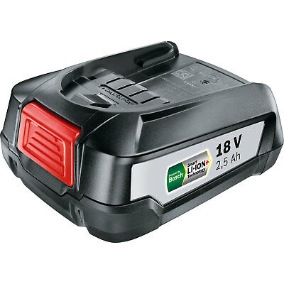 Bosch POWER4ALL PBA W-B 18v Cordless Li-ion Battery 2.5ah